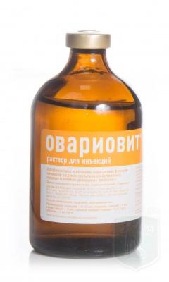 Овариовит, 100 мл инъекц. р-р