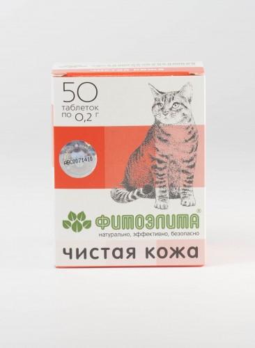 Фитоэлита - Чистая кожа для кошек