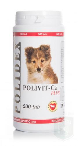 POLIDEX 500 Поливит-Кальций плюс