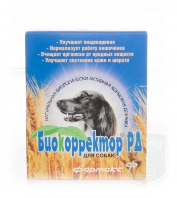 Биокорректор РД для собак, 90 табл