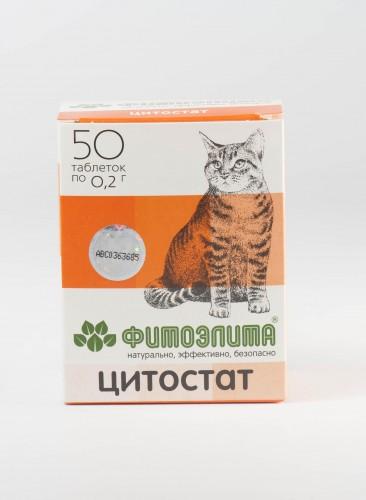Фитоэлита - Цитостат для кошек