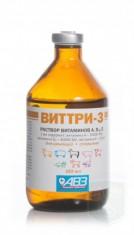 Виттри-3 (для инъекций), 100 мл