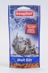 Беафар Подушечки Мальт-Битс для вывода шерсти, 35 г