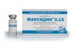 Максидин глазные капли, 5 фл х 5 мл