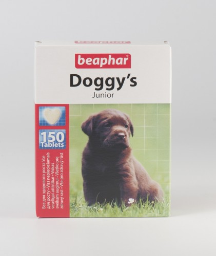 Беафар Doggy s Junior для щенков, 150 т
