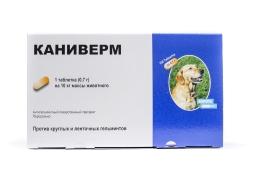 Каниверм, 100 табл