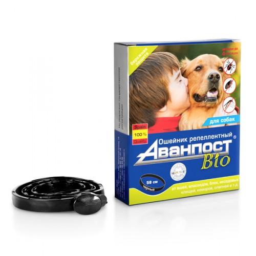 АВАНПОСТ Bio ошейник репелентный для собак