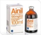 Айнил 10% (кетопрофен 10мг/мл) 100мл