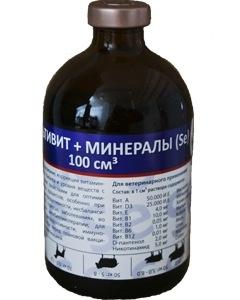 Мультивит + Минералы (Se), 100 мл