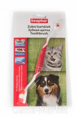 Беафар зубная щетка двойная