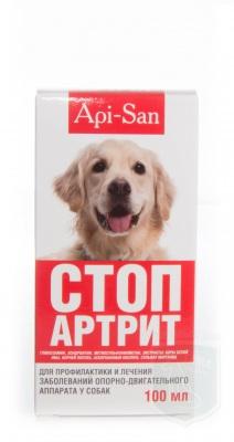 Стоп-Артрит для собак, 100 мл