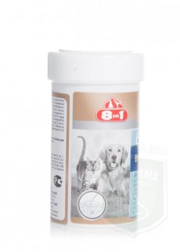 Витамины с пивными дрожжами и чесноком Brewers  Excel Yeast для собак 140 таб