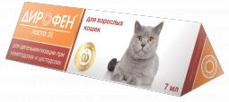 Дирофен-паста для кошек, 7 мл