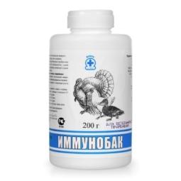 Иммунобак порошок, 100 доз/г, 200г