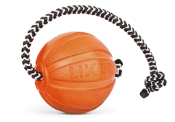 Мячик Лайкер 5 Корд на шнуре, диаметр 5 см
