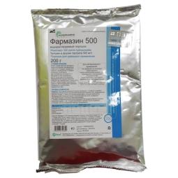 Фармазин 500 (200 г) порошок