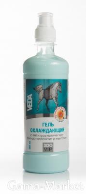 Гель охлаждающий с экстрактом трав и ментолом, антитравматический, 0.5 л