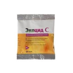 Экоцид С, 50 гр пакетик ( уп/ 25 шт)