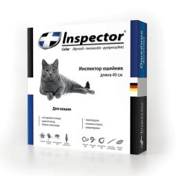 Инспектор ошеник д/кошек
