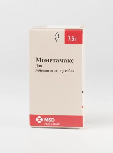Мометамакс 7,5 г суспензия д/собак