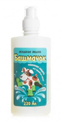 Жидкое мыло Башмачок для собак и кошек