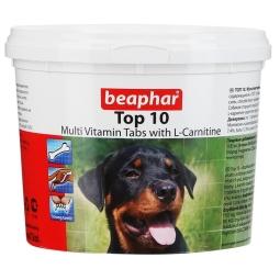 Беафар Витамины Тор 10 для собак 180 таблеток