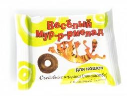Веселый мур-р-мелад д/кош со вкусом кошачьей мяты 6 г