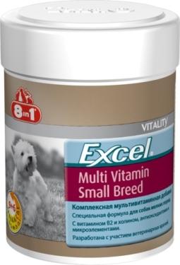 Мультивитамин доб. д/собак мелк. пород  70табл