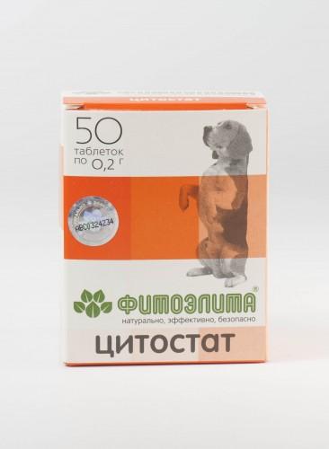 Фитоэлита - Цитостат для собак