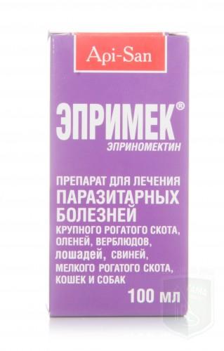 ЭПРИМЕК 100мл р-р для инъекций