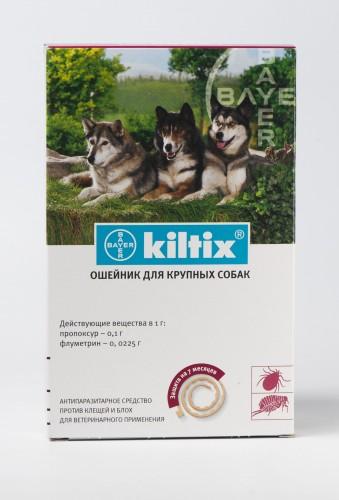Килтикс ошейник для крупных собак, 65 см