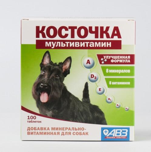Косточка мультивитамин, 100 табл.