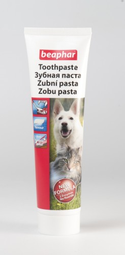 Беафар pet-a-dent зубная паста + щетка