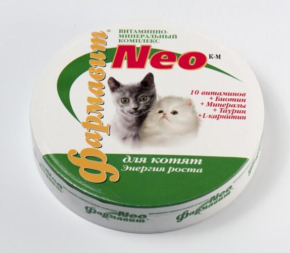 Фармавит NEO энергия роста котят