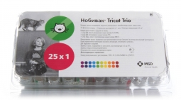 Нобивак TRICAT Трио, 25 дозовый
