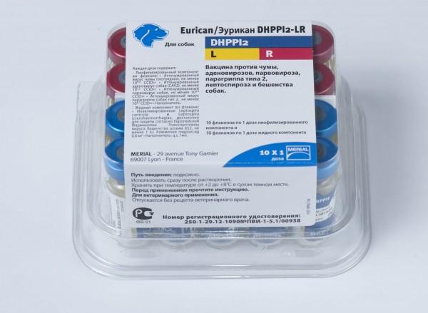 Эурикан DHPPI2+LR