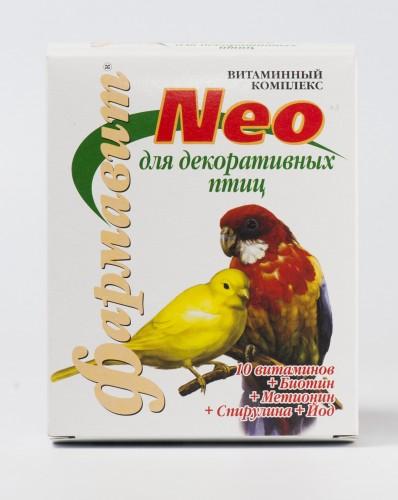 Фармавит NEO д/ декоративных птиц, 50 г