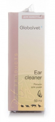 Лосьон Ear cleaner, 50 мл