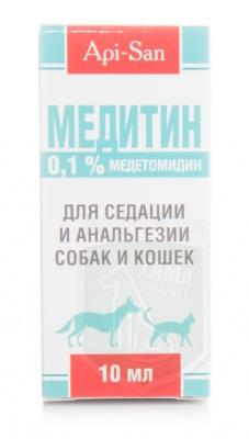 МЕДИТИН 0,1% 10мл