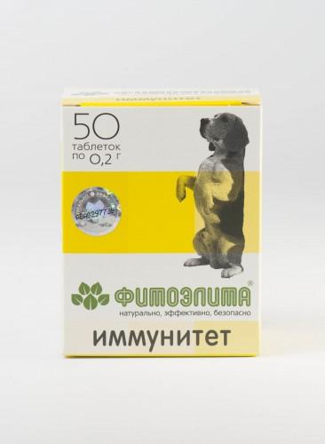Фитоэлита Иммунитет для собак