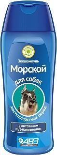 Зоошампунь Морской д/жесткошерстных собак, 270 мл (кор/25 шт)