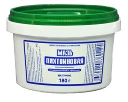 Мазь Пихтоиновая, банка 180 г