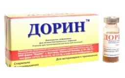 ДОРИН 300 мг /упак 10 фл/