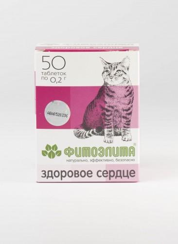 Фитоэлита Здоровое сердце для кошек