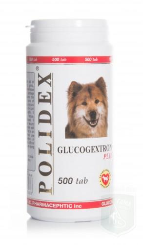 POLIDEX 500 Глюкогекстрон плюс