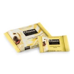 Печенье в белом шоколаде Choco Dog 30 г