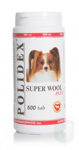 POLIDEX 500 Супер Вул плюс