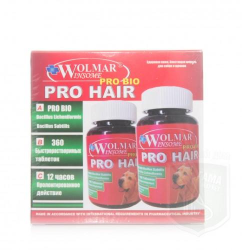 Wolmar Winsome Pro Bio Hair, 360 таблеток