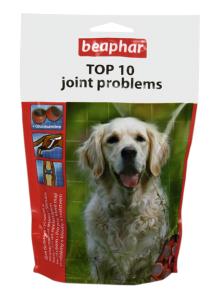 Беафар Витамины Тор 10 для собак с глюкозамином, 150 таблеток