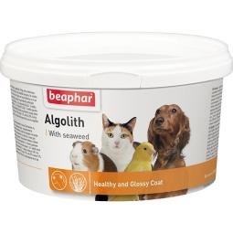 Беафар ALGOLITH Пищевая добавка с морскими водорослями д/кошек и собак, 250 г